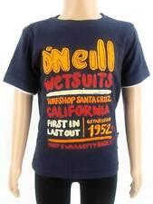 original O'Neill Camiseta Camisa manga corta Tejo azul oscuro Texto