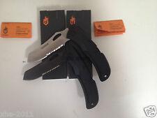 Authorized Gerber USA Made EZ Out DPSF S30V Pocket Knife Black Or Satin