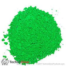 Fluorescent Powder, GREEN - UV Reactive Powder / Pigment