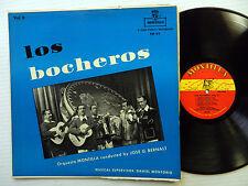 Los BOCHEROS with Orquesta MONTILLA LP