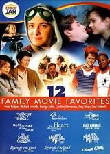 12 Family Movie Favorites (DVD, 2013, 3-Disc Set) BRAND NEW