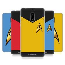 OFFICIAL STAR TREK UNIFORMS AND BADGES TOS SOFT GEL CASE FOR NOKIA PHONES 1