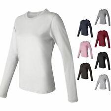 Bella + Canvas Ladies' Long Sleeve Jersey T Shirt 6500