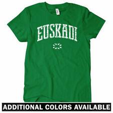 Euskadi Basque Country Women's T-shirt - Donostia Bilbo Gasteiz Spain - S to 2XL