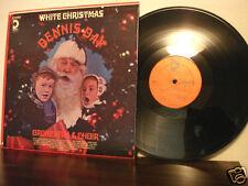 Dennis Day LP White Christmas Jack Benny Great Christmas Music!