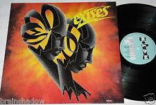 EXISES same LP Megaton Rec. NL 1986 Rare METAL !!!