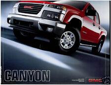 2005 GMC Canyon Truck Pickup 30-Page Original Dealer Sales Brochure Catalog