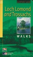 Loch Lomond and Trossachs Walks (Ordnance Survey Pa... by Brooks, John Paperback
