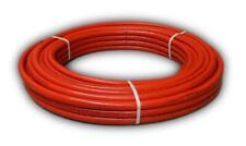 50M ALUMINIO varias capas TUBO Multicapa 16x2 20x2 Rojo Aislado con 6mm