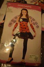Child Girls Lovely Ladybug Costume  Ladybug Costumes