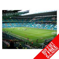 Celtic Park Estadio Póster Arte Impreso A4 A3 - Buy 2 GET ANY 2 Free