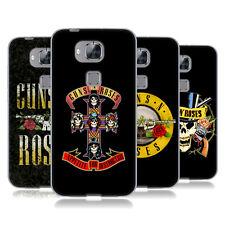 Oficial Guns N 'Roses clave Arte Gel suave caso para Huawei teléfonos 2