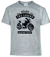T-Shirt, Laverda 750 SF, Bike,Motorrad, Oldtimer, Youngtimer
