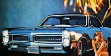 188475 1966 Pontiac Le Mans Print Poster Affiche