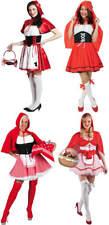 Rotkäppchen Karneval Fasching Kostüm 34-46