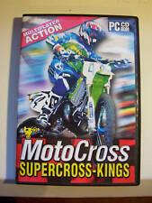 PC CD ROM GIOCO MOTOCROSS Supercross Kings