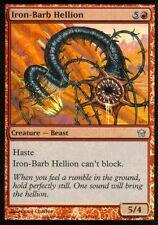 Iron-Barb Hellion foil | ex | Fifth Dawn | Magic mtg