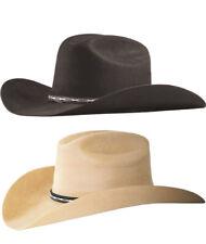 s-xl warenda marron Thor Equine Lederhut Chapeau de Cowboy Cerceau