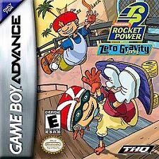 Rocket Power: Zero Gravity Zone (Game Boy Advance, 2003)CARTRIDGE ONLY