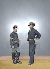 Doherty Boston Corbett Booth Lincoln Assassination Tinted Photo Civil War 527655