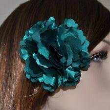 Blume Haarclip Seidenblume Haarklammer Ansteckblume Haarschmuck 13 Farben
