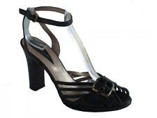 Janet & Janet Women's Italian Dressy/Casual Mid Heel Sandals 7601