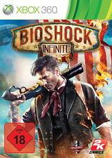Xbox 360 Bioshock Infinite USK18 komplett deutsch OVP Zombie Shooter 2K Games