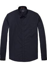 Scotch & Soda Hemd Men CLASSIC SHIRT 139561 Dunkelblau 0093