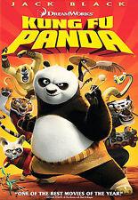 Kung Fu Panda (DVD, 2008, Widescreen) Disc Only-Free Shipping