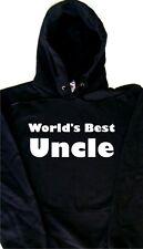World's Best Uncle Hoodie Sweatshirt