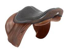 Acavallo GEL OUT CUSHION RIDE Seat Saver BLACK/BROWN Saddle Security ShockAbsorb
