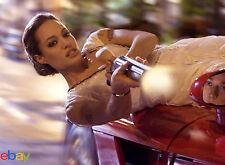 PHOTO WANTED  CHOISIS TON DESTIN - ANGELINA JOLIE REF (JOL170220141)