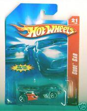 Hot Wheels 2007 Code Car 105 Motoblade Cranberry o5