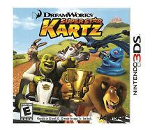 Nintendo 3DS : Dreamworks Super Star Kartz VideoGames