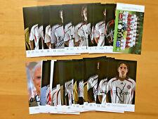 FC Bayern München Autogrammkarte 2006-07 original signiert 1 AK aussuchen