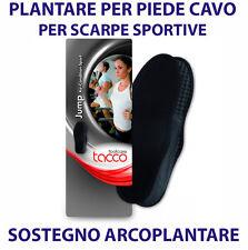PLANTARE CON SOSTEGNO ARCO PLANTARE PER PIEDE CAVO PER SCARPE SPORTIVE 689