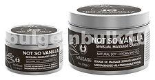 System JO Not So Vanilla Sensual Massage Natural Soy Candle - Choose Size