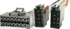 Panasonic Autoradio Stereo Nero 16 pin cablaggio GUAINA Lead Wire RDP DXF