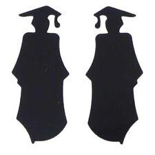 Graduation Confetti Grad Standing Black 1/2 oz. Bag FREE SHIPPING