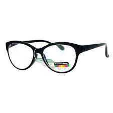 Multi Focus Progressive Reading Glasses 3 Powers in 1 Reader Cat Eye
