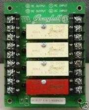 Grayhill 70RCK4 4-Channel Rack w/ 70-IDC5B & 70-ODC5