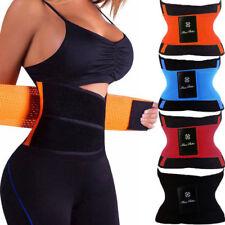 Women Waist Cincher Girdle Belt Body Shaper Tummy Trainer Training Corset Wraps