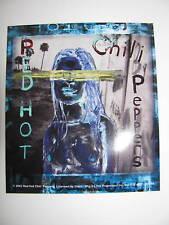 Red Hot Chili Peppers Girl Bumpr Board Bike Sticker Art