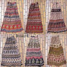 Crinkle rock Gypsy tribal ethno india inde nepal Goa Jupe laursen skirt Nomad hippy