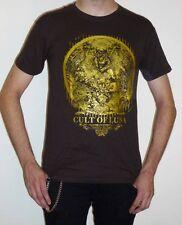 "Cult Of Luna ""Eternal Kingdom"" Brown T Shirt OFFICIAL"