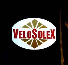 1 AUTOCOLLANT GARDE-BOUE  SOLEX  45 VELOSOLEX