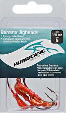 Banana Jigheads 1/8 (4g) Soft Bait Soft Plastics