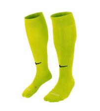 SOCKS FOOTBALL NIKE CLASSIC II CUSHIONED VOLT SIZES XS-XL NEW FOR 2018