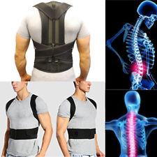 Korsett zurück Halter Rückenstabilisator Haltungskorrektur Schmerzlinderung