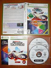 Burnout Paradise The Ultimate Box,Trivial Pursuit (Bundle Copy) Xbox 360 One PAL
